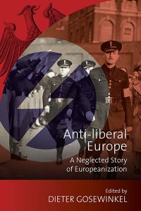 "Book Cover Gosewinkel ""Anti-liberal Europe"""