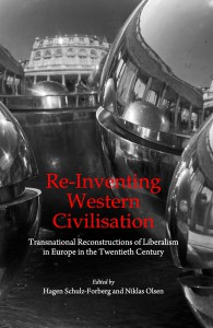 Book Cover Re Inventing Western Civilisation